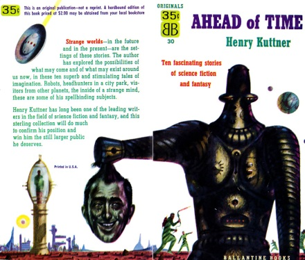 Ahead Of Time by Henry Kuttner