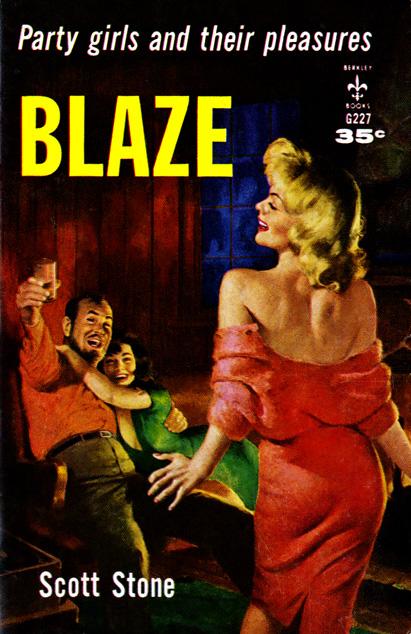 Blaze by Scott Stone
