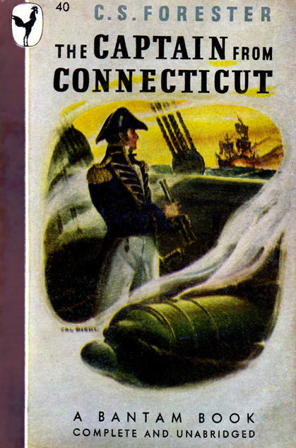 The Captain From Connecticut by CS Forester