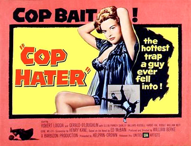 Cop Hater movie poster