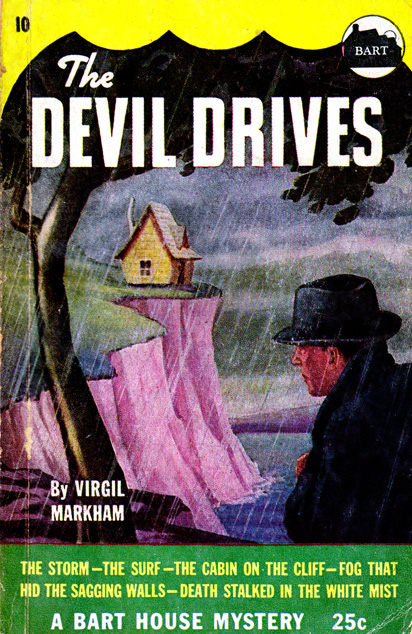 The Devil Drives by Virgil Markham
