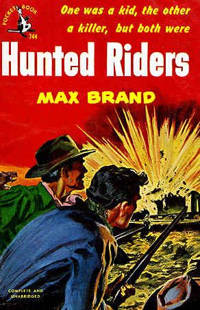 Hunted Riders by Max Brand