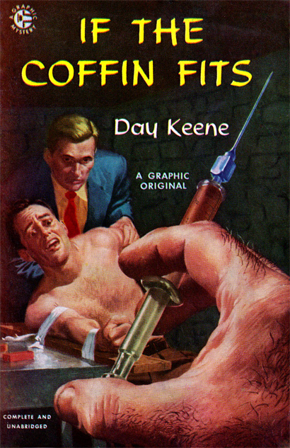 If The Coffin Fits by Day Keene