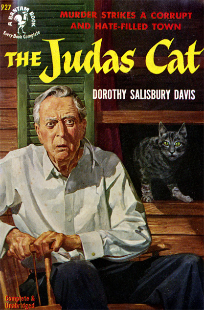 The Judas Cat by Dorothy Salisbury Davis