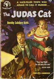 The Judas cat (the other 1st printing cover version)