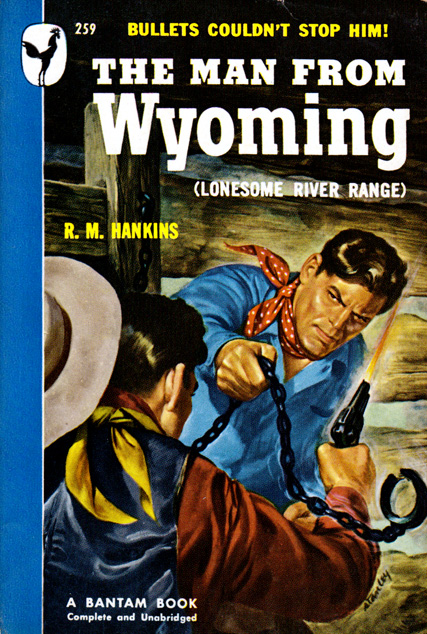 The Man From Wyoming by RM Hankins