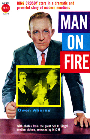 Man On Fire by Owen Aherne