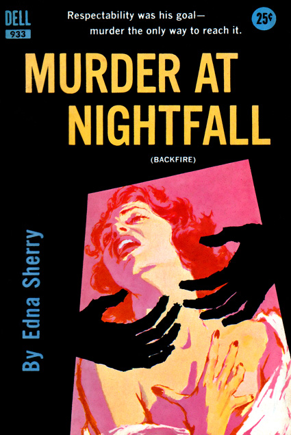 Murder At Nightfall by Edna Sherry