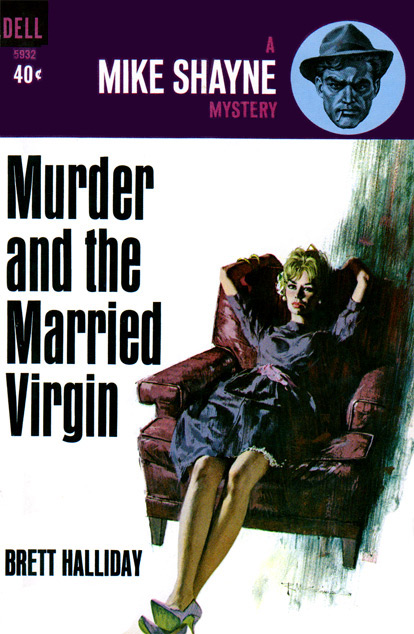 Murder & The Married Virgin by Brett Halliday