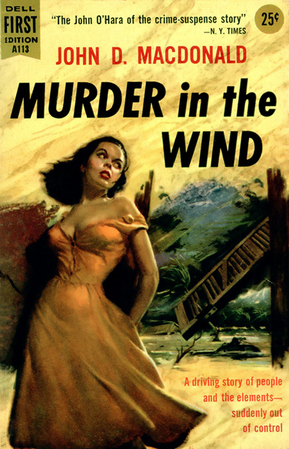Murder In The Wind by John D MacDonald