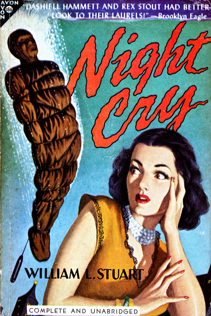 Night Cry by William L Stuart