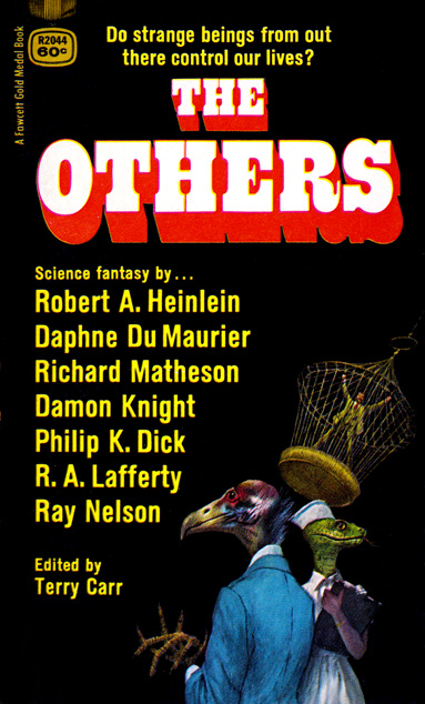 The Others, ed. Terry Carr (Gold Medal R2044 - 1969)