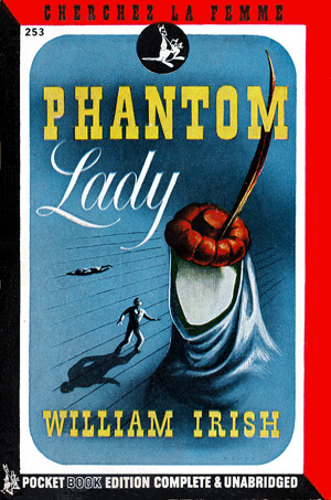 Phantom Lady by William Irish