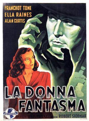The Phantom Lady (1944)