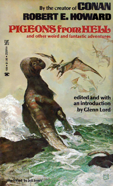 Pigeons From Hell by Robert E Howard