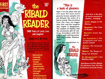 The Ribald Reader: 2000 Years Of Lusty Love And Laughter