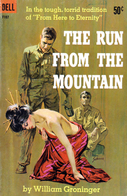 The Run From The Mountain by William Groninger