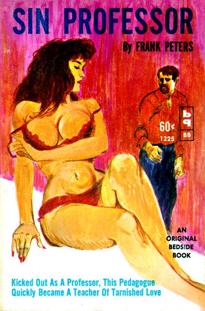 Sin Professor by Frank Peters