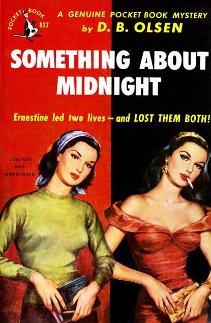 Something About Midnight by DB Olsen