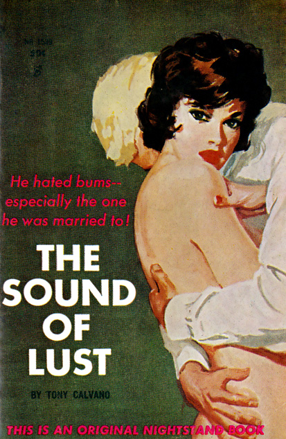 The Sound Of Lust by Tony Calvano