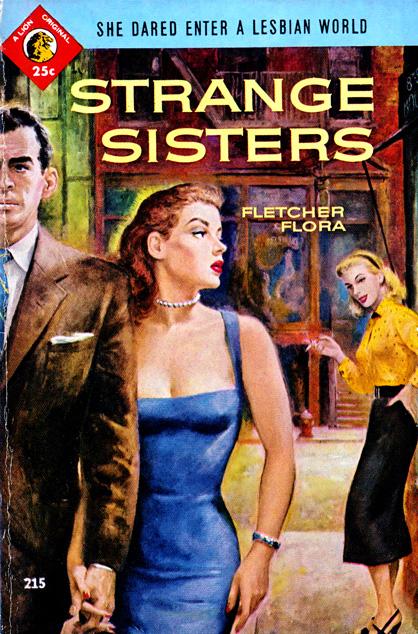 Strange Sisters by Fletcher Flora