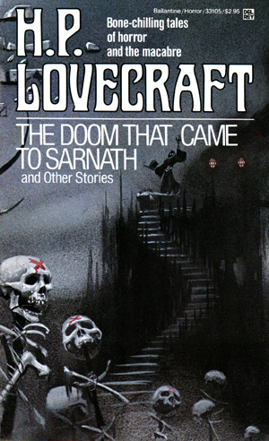 The Doom That Came To Sarnath And Other Stories by HP Lovecraft