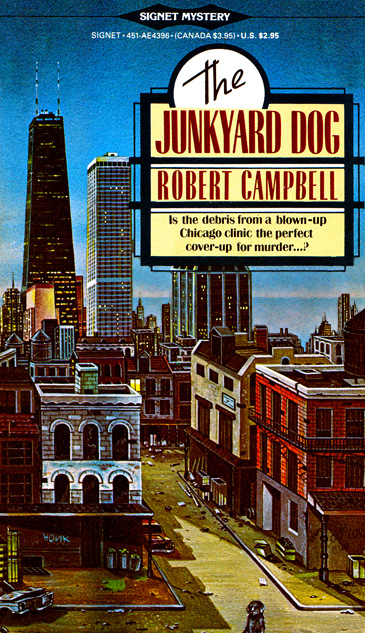 The Junkyard Dog by Robert Wright Campbell