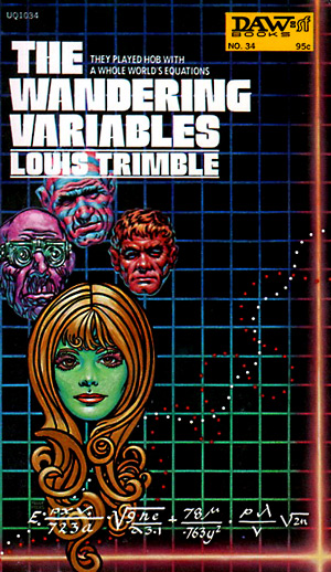 The Wandering Variables by Louis Trimble