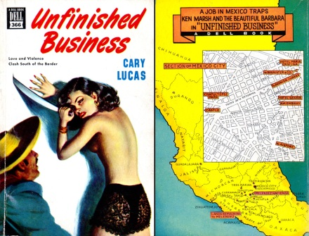 Unfinished Business by Cary Lucas