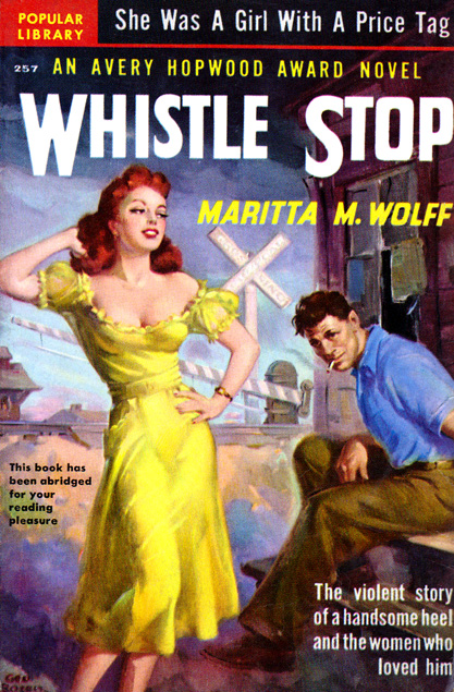 Whistle Stop by Maritta M Wolff
