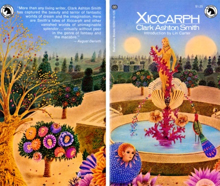 Xiccarph by Clark Ashton Smith