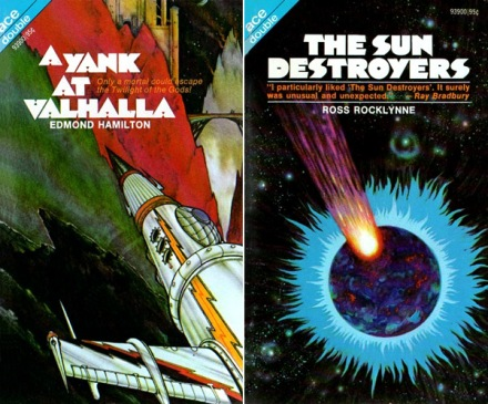A Yank At Valhalla / The Sun Destroyers