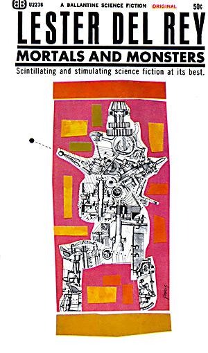 Ballantine U2236, 1st printing