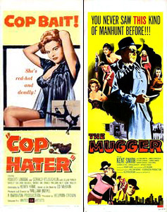 Cap Hater & The Mugger movie psters