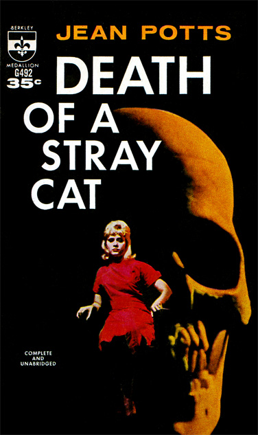 Death Of A Stray Cat by Jean Potts