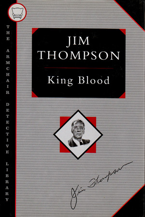 King Blood, 1st US edition