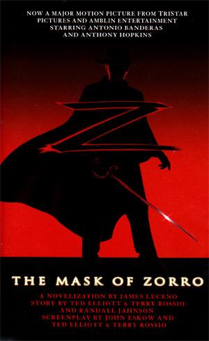 The Mask Of Zorro (Pocket, 1998)