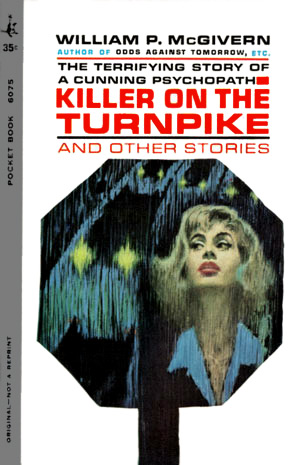 Killer On The Turnpike by William P McGivern