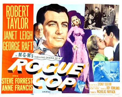 Rogue Cop movie poster