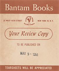 Bantam review slip