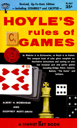 Hoyle's Rules Of Games (1955)