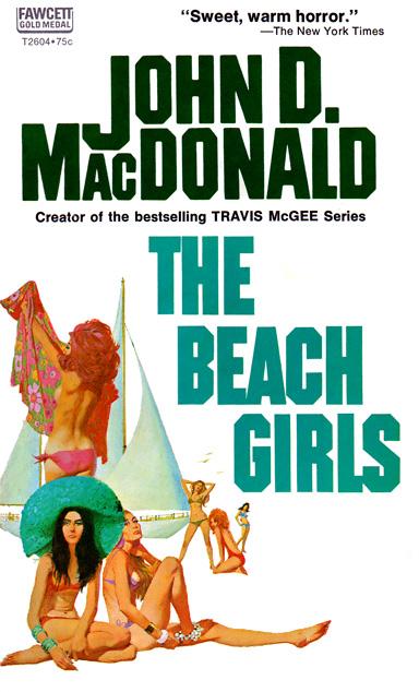 The Beach Girls by John D MacDonald