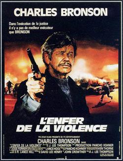 The Evil That Men Do movie poster (France)