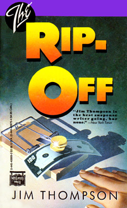The Rip-Off (Mysterious Press, 1989, 1st printing)