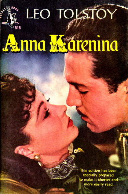Anna Karenina by Leo Tolstoy (Pocket 515 - 1948)