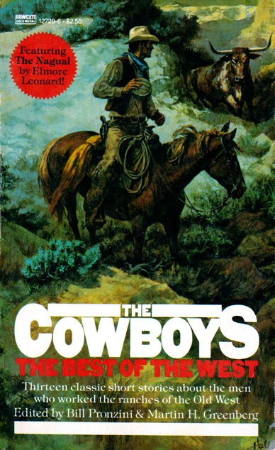 The Cowboys, ed. Bill Pronzini & Martin H Greenberg