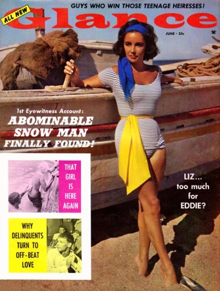 Glance Vol 3 #5. June/1960