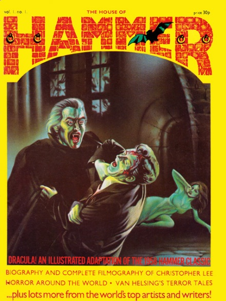 The House Of Hammer Vol 1 #1, Oct/1976