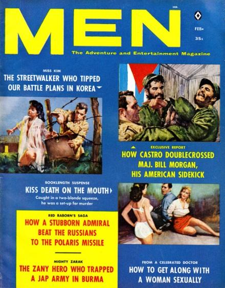 Men Vol 10 #2, 2/1961