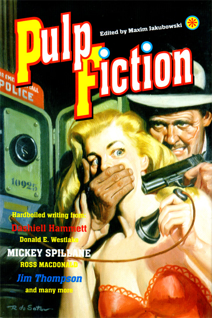 Pulp Fiction, ed. Maxim Jakubowski (Castle Books - 2002)